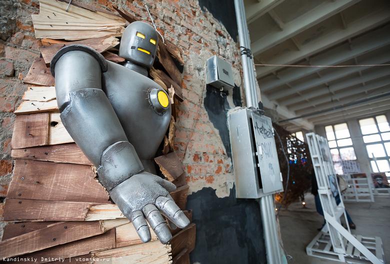 Открытие выставки Street Vision в Томске перенесли из-за затопления площадки