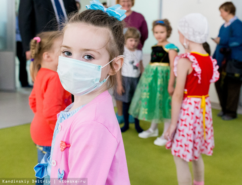 Томичи смогут помочь онкобольным детям в рамках акции «Капля добра»