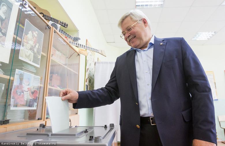 Избирком: отказ Жвачкина от дебатов не противоречит закону Томской области