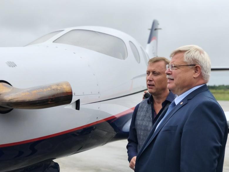 Частная авиаплощадка, которая будет принимать региональные рейсы, открылась под Томском