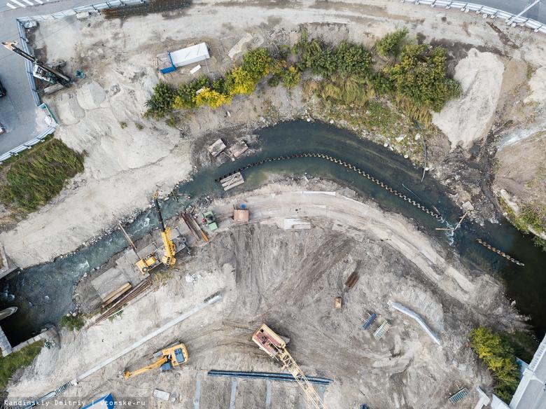 Прокуратура Томска: сточные воды сливаются в Ушайку из канализации