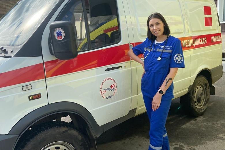 Пьяный пациент напал на фельдшера скорой помощи в Томске