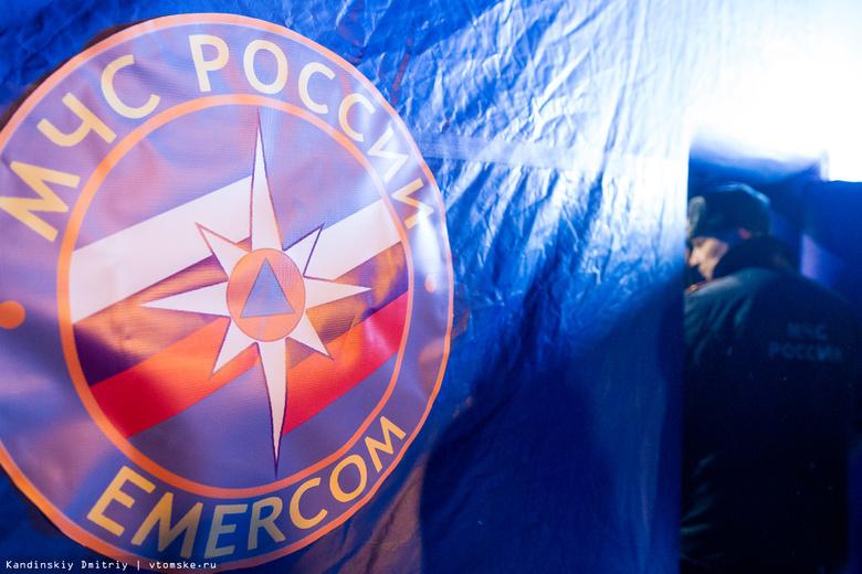 МЧС: сирена сработала в двух районах Томска из-за сбоя