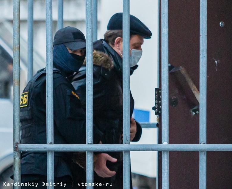 Суд оставил под арестом мэра Томска Кляйна, обвиняемого в превышении полномочий