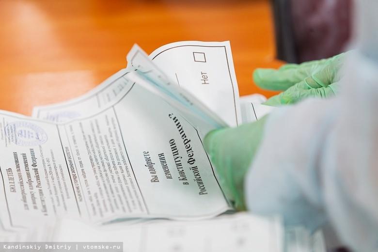 ЦИК сообщил предварительные итоги голосования по поправкам в Конституцию