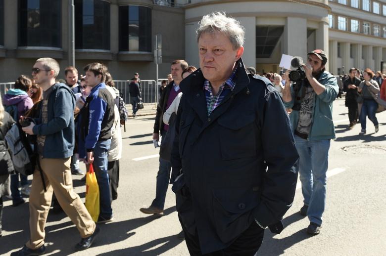 Григорий Явлинский представит в Томске свою предвыборную программу