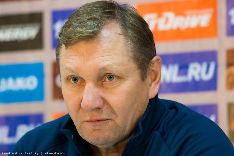 Главный тренер «Томи»: не хватило свежести на целый матч с «Текстильщиком»
