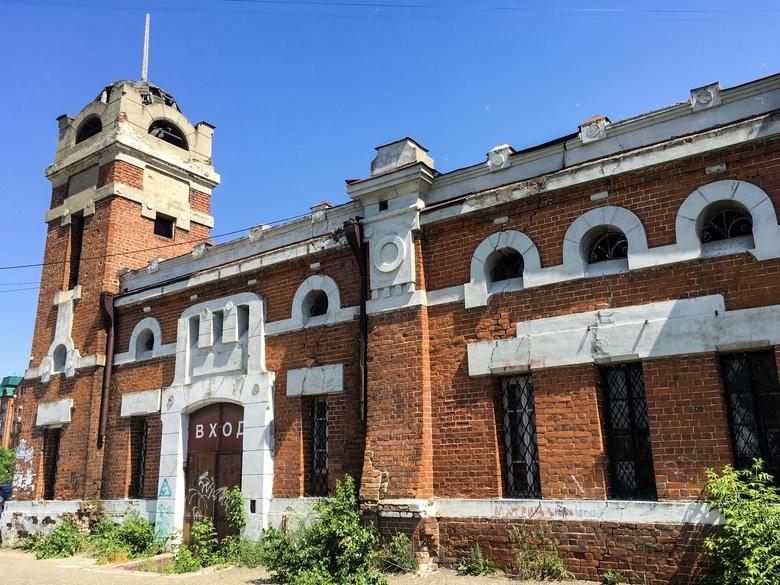 Банный комплекс собираются создать в историческом здании складов купца Горохова