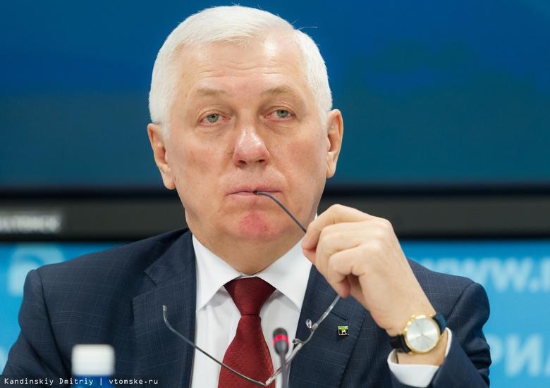 Ректор ТПУ Петр Чубик покинет пост в декабре