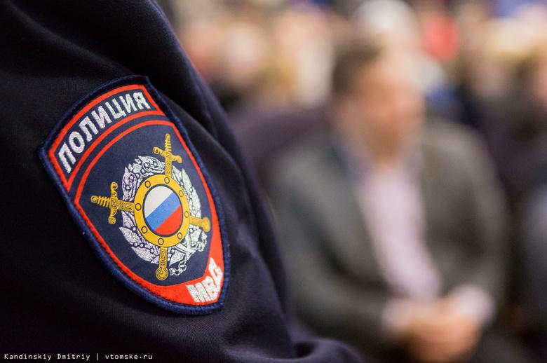 Полицейские задержали подозреваемую в поджогах в томском селе