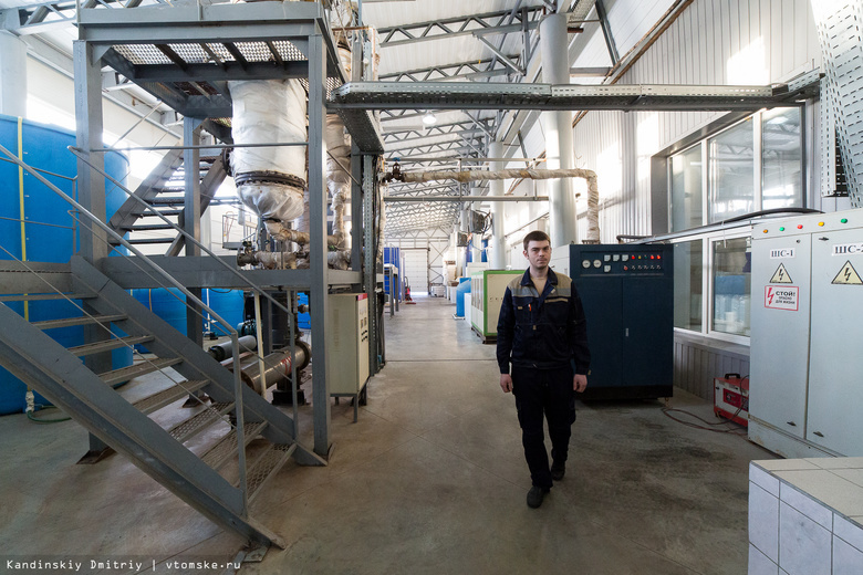 Завод по производству глиоксаля построят в ОЭЗ (фото)