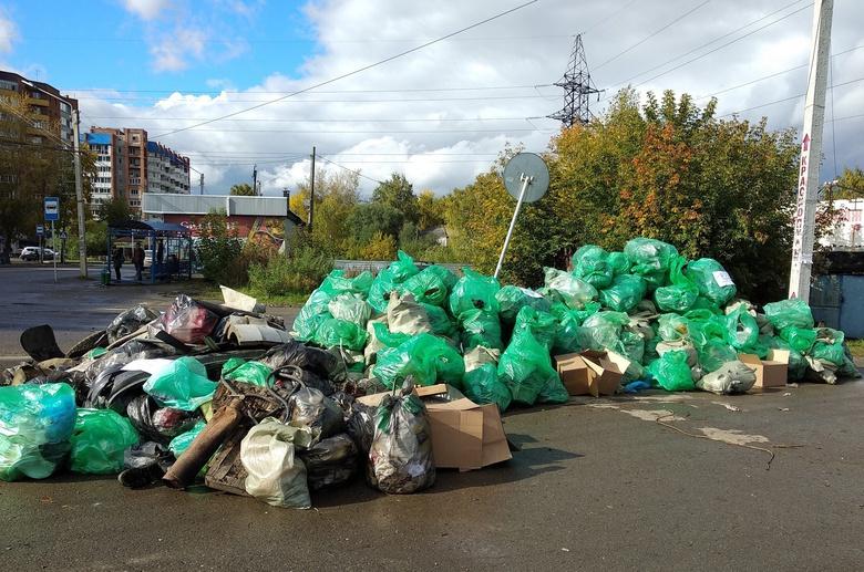 Около 400 мешков с мусором собрали участники «чистых игр» на Степановке в Томске