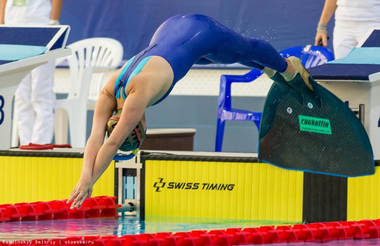 Чемпионат мира по плаванию в ластах пройдет в Томске в 2020г