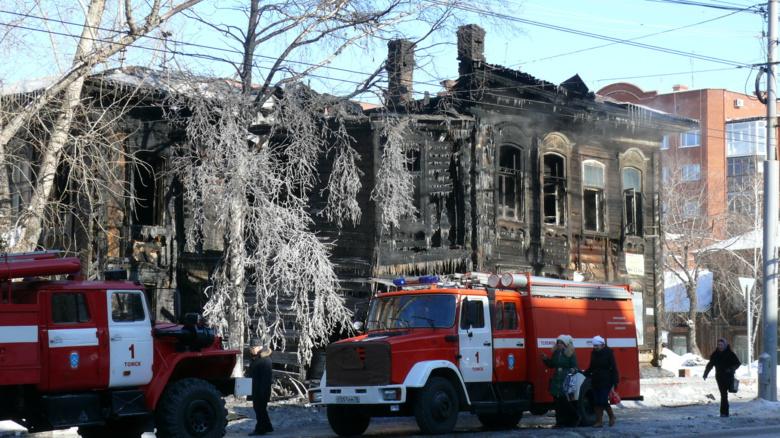 «Томск Исторический»: дома-памятники в городе горят не случайно