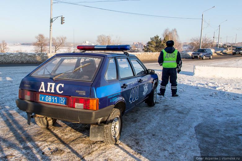 Три десятка нетрезвых водителей попались 23февраля сотрудникам ДПС