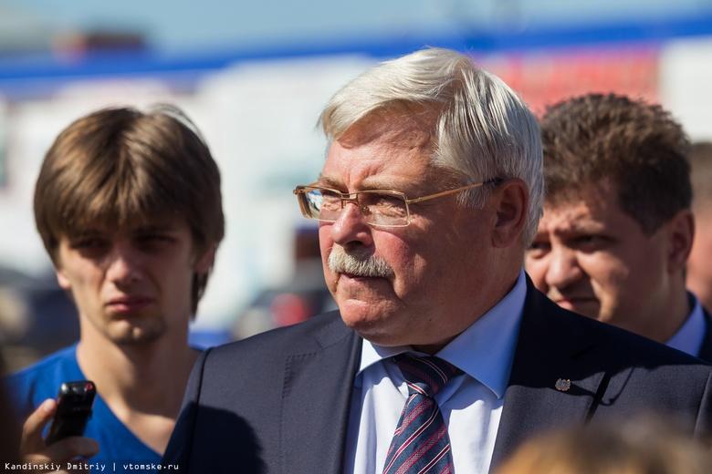 Жвачкин: бодрые отчеты мэрии о подготовке к мусорной реформе в Томске оказались враньем
