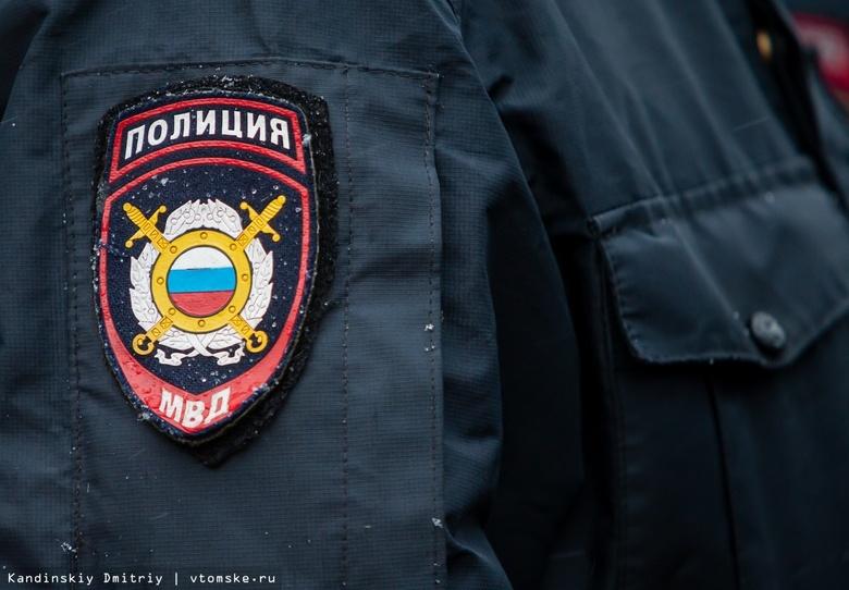 Пьяного томича осудили за оскорбление полицейских