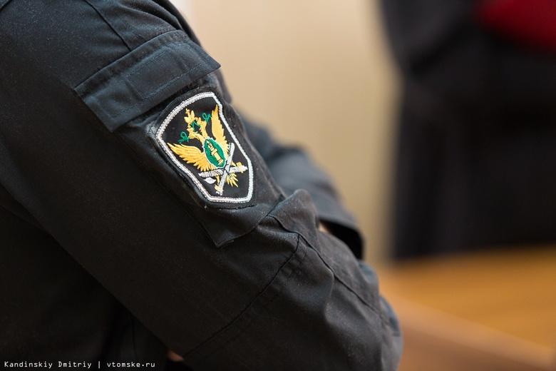 Приставы арестовали машину томича за долги перед лизинговой компанией