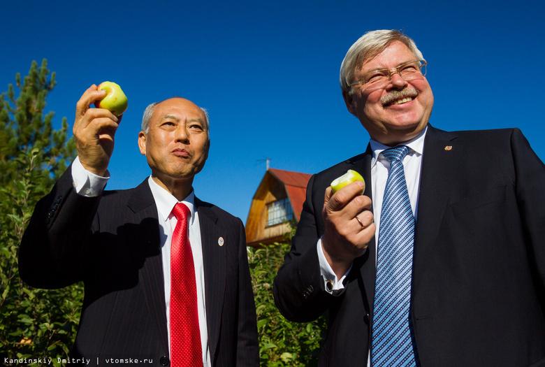 Губернатор Токио захотел остаться на томской даче в Заварзино (фото)