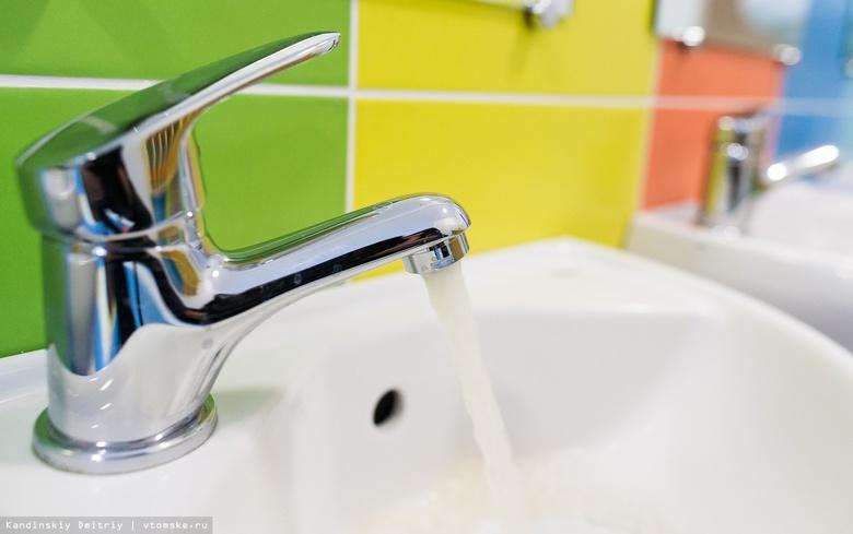Сроки подачи горячей воды превышены в 42 томских домах