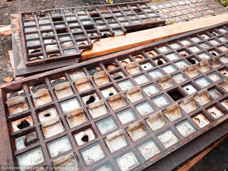 Найденные в «Пассаже Второва» кованые решетки включат в предмет охраны памятника