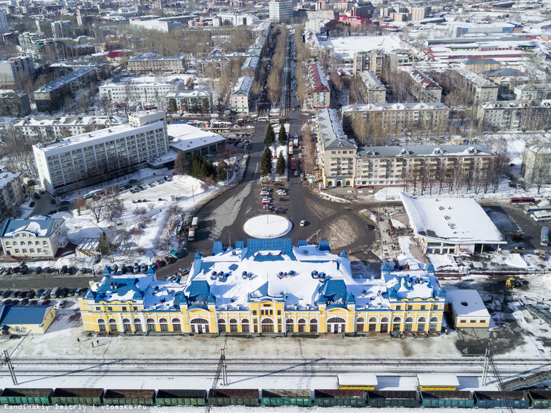 Томск борется за звание самого узнаваемого города в РФ