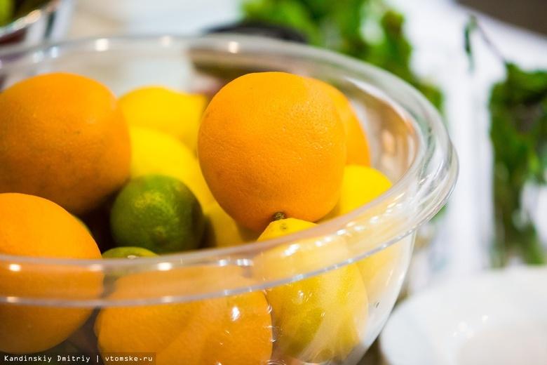 Лимоны, гречка и кирпичи подорожали за месяц в Томске