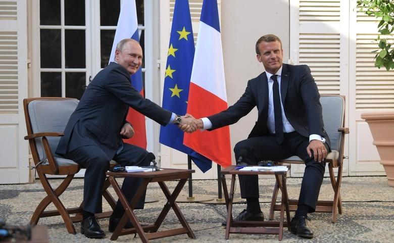 Президент Франции назвал пути развития России