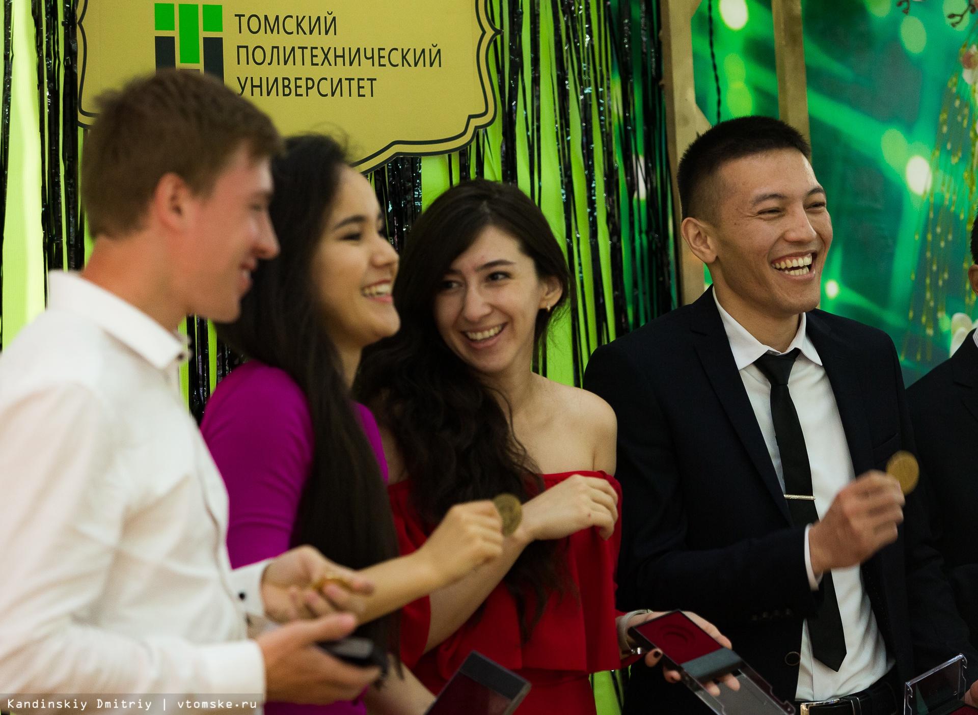 Более 600 краснодипломников выпустил ТПУ в 2018г