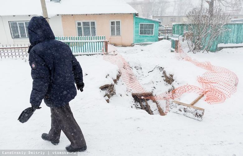Жители Нефтяной опасаются остаться зимой без тепла из-за раскопок на сетях
