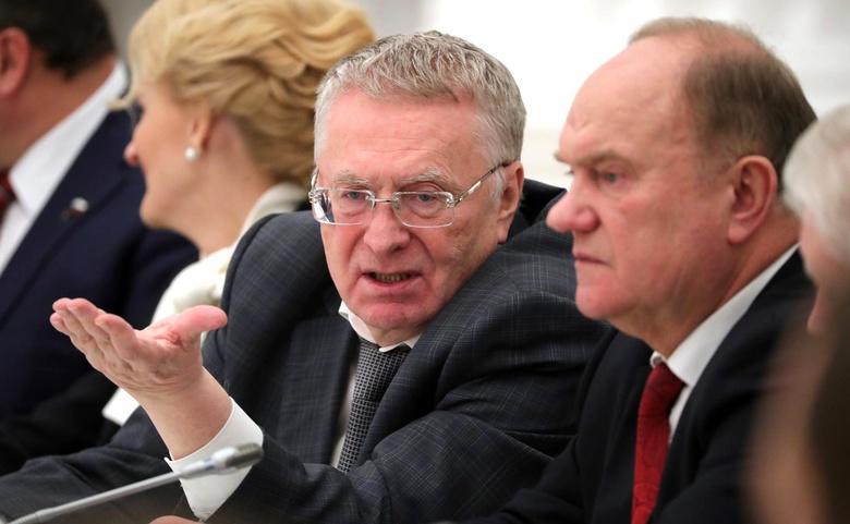 Жириновский захотел обсудить с ФСБ американские СМИ