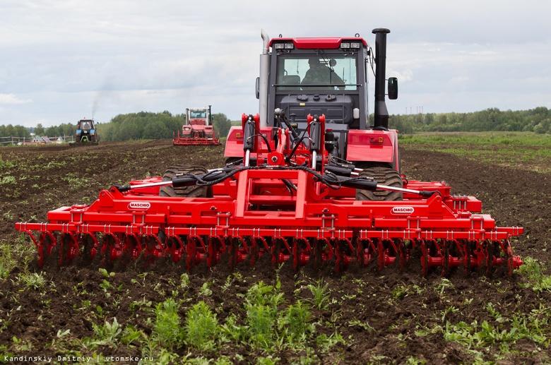 Хозяйства Томской области убрали с полей более 60% урожая
