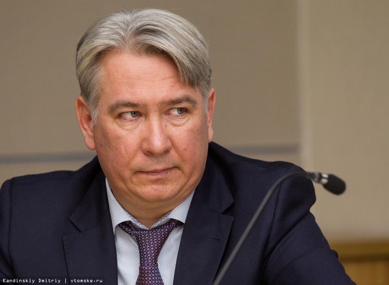 Жвачкин освободил от должности начальника томского облздрава