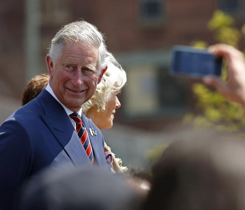 Принц Чарльз заразился коронавирусом COVID-19