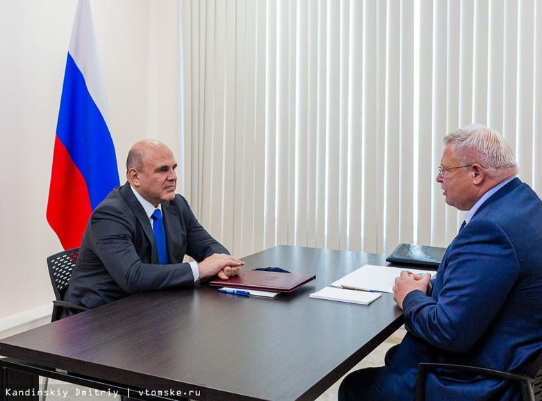 Жвачкин поблагодарил Мишустина за поддержку проекта межвузовского кампуса
