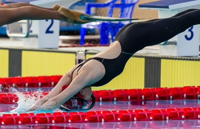 Томичка установила юниорский рекорд на мировом первенстве по плаванию в ластах