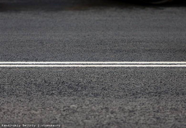 Реверсивное движение введут на трассе Камаевка — Асино — Первомайское