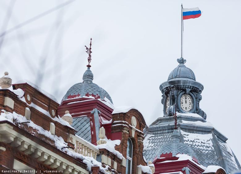 Краснодарская компания отремонтирует старинную башню мэрии Томска