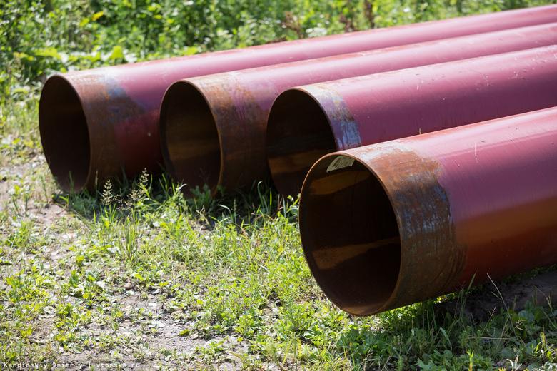 Около 30 млн нужно для ремонта водовода в Томске, построенного «Северной группой»