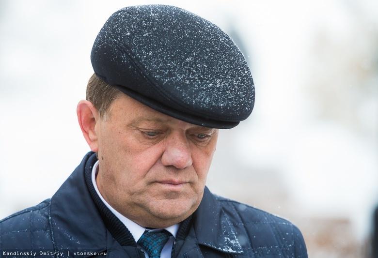 Мэра Томска Кляйна допрашивают в СК по делу о мошенничестве при ремонте дорог
