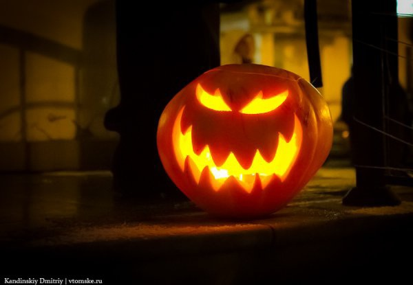 Мэрия Томска приглашает детей на празднование Хэллоуина