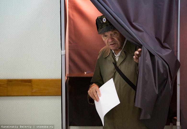 Более 2 тыс томичей досрочно проголосовали на выборах мэра