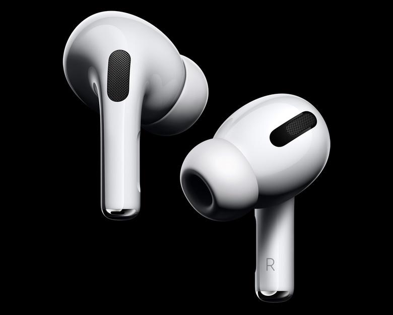 Apple выпустила новые AirPods с шумоподавлением