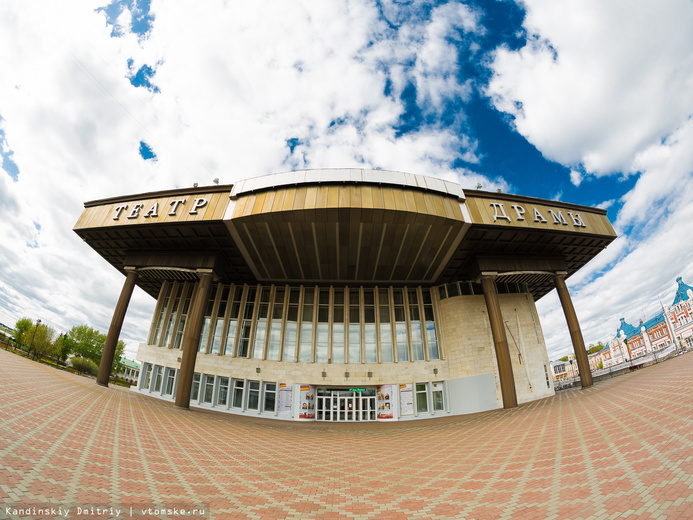 Театр-фестиваль из Санкт-Петербурга выступит на томской сцене