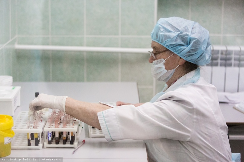 Дополнительные лаборатории в Томске начнут делать тесты на COVID-19