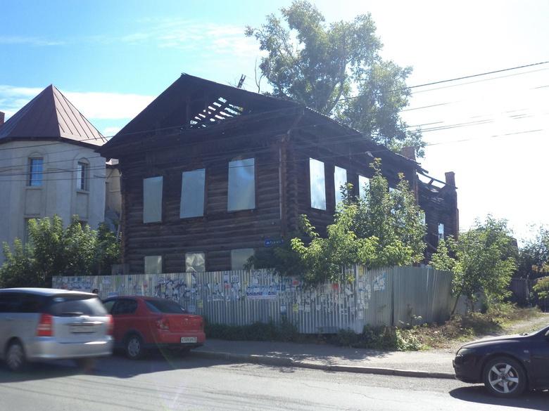 Дом на Пушкина, 5