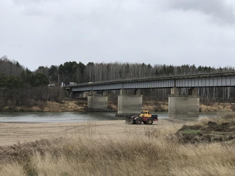 Власти Томской области запросили 1 млрд руб из госказны на новый мост через реку Яя
