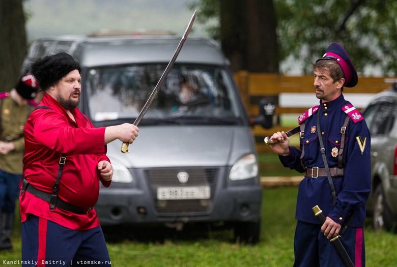 Уик-энд в Томске: воздушные змеи, фестиваль казаков и нескучная физика