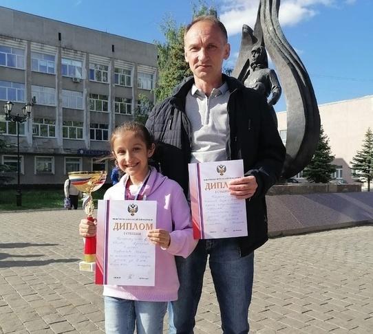 Юная томичка выиграла всероссийские соревнования по шахматам