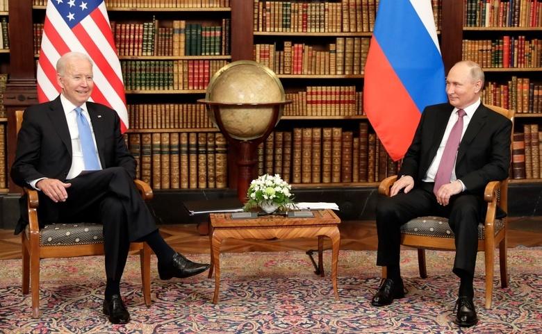 Путин встретился с Байденом. Главное